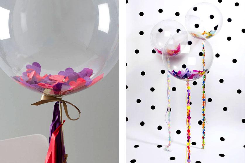 Balão decorativo