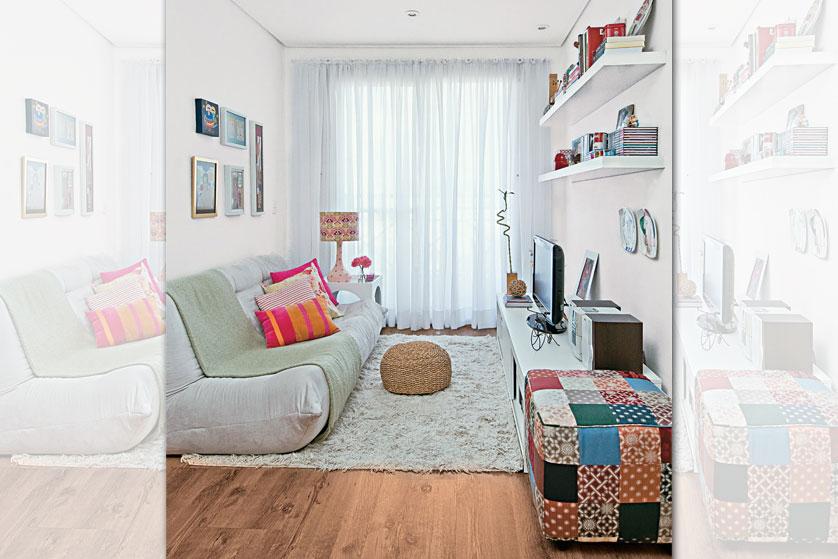 5 ideias de decora o para apartamentos pequenos for Como decorar ambientes pequenos