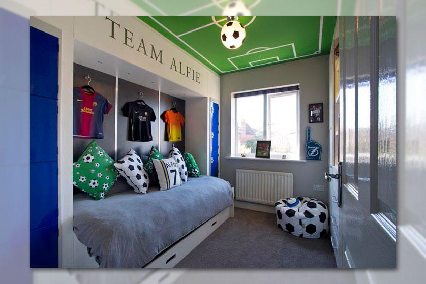 decoracao alternativa de quarto infantil: na decoração de quartos de menina a decoração de quartos de