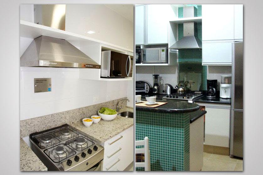5 ideias de decora o para apartamentos pequenos for Como organizar un apartamento muy pequeno