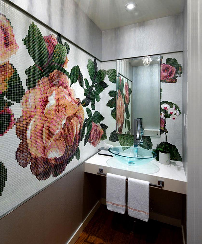Tend ncias e ideias de banheiros decorados for Casas e ideas catalogo 2016