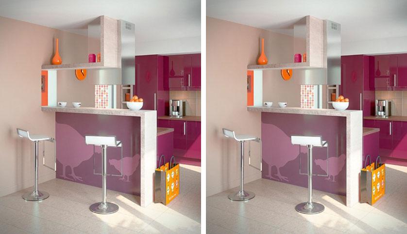 cozinha-pequena-colorida-e-com-balcao-divisoria
