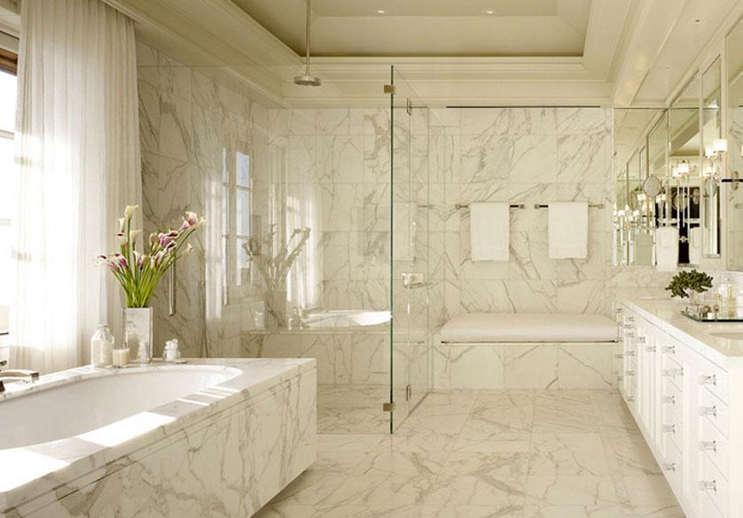 Tendências e ideias de banheiros decorados