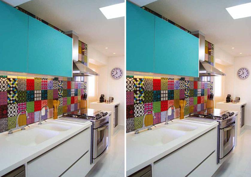 cozinha-pequena-com-armario-aereo-azul