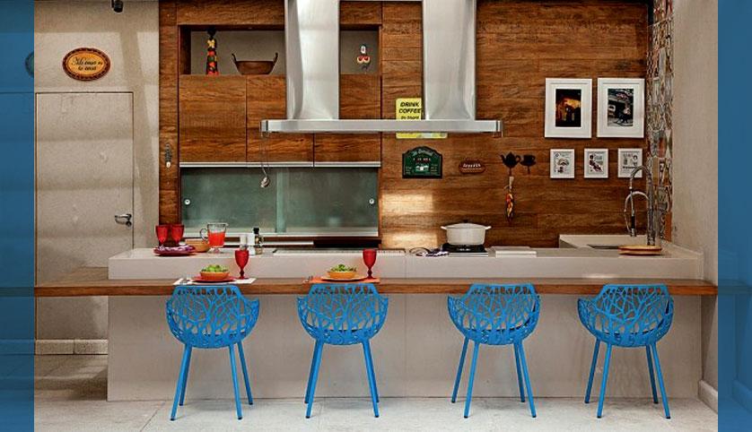 cozinha-com-cadeira-azul