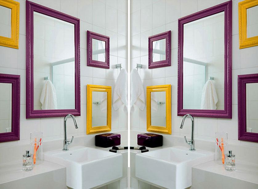 Tendências e Ideias de Banheiros Decorados -> Banheiros Super Decorados