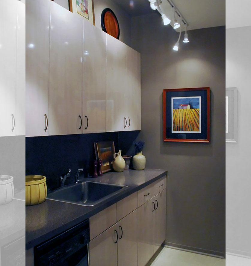 cozinha-com-iluminacao-em-trilho