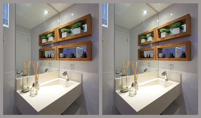 Nicho Bancada Banheiro : Nicho de granito para banheiro cantinho da casa do