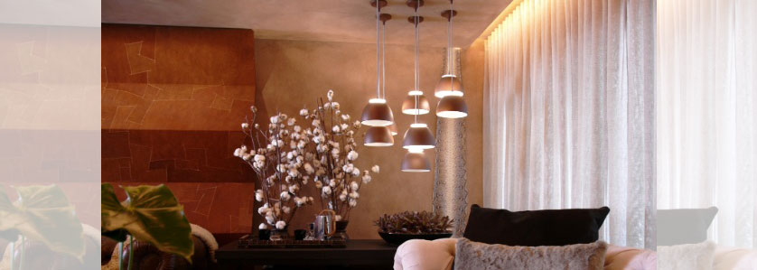 Luminaria Pendente Para Sala De Tv ~ 18 Dicas de Decoração com Pendentes e Lustres para Sala