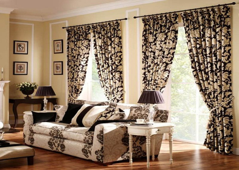 black curtains in living room 12 maneiras criativas para decora 231 227 o da sala de estar 23431