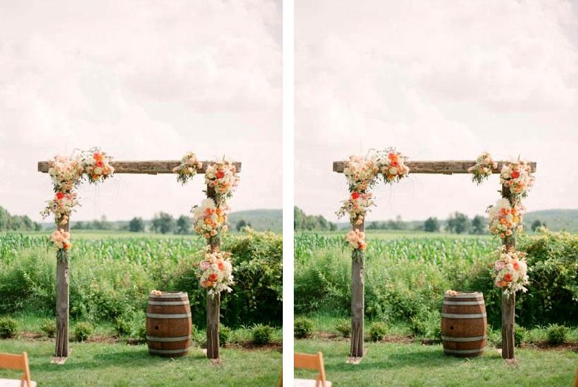 Conhecido Decoração de Festa de Casamento: 10 Inspiradorações XL97
