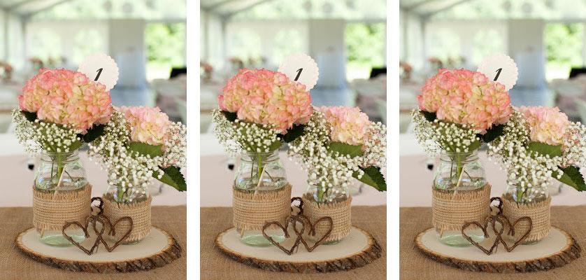 Decoração de Festa de Casamento 10 Inspiradorações