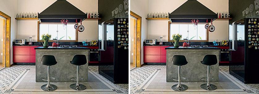 cozinha amoderna