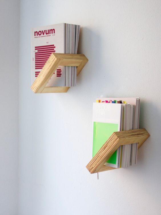 Nichos com Livros