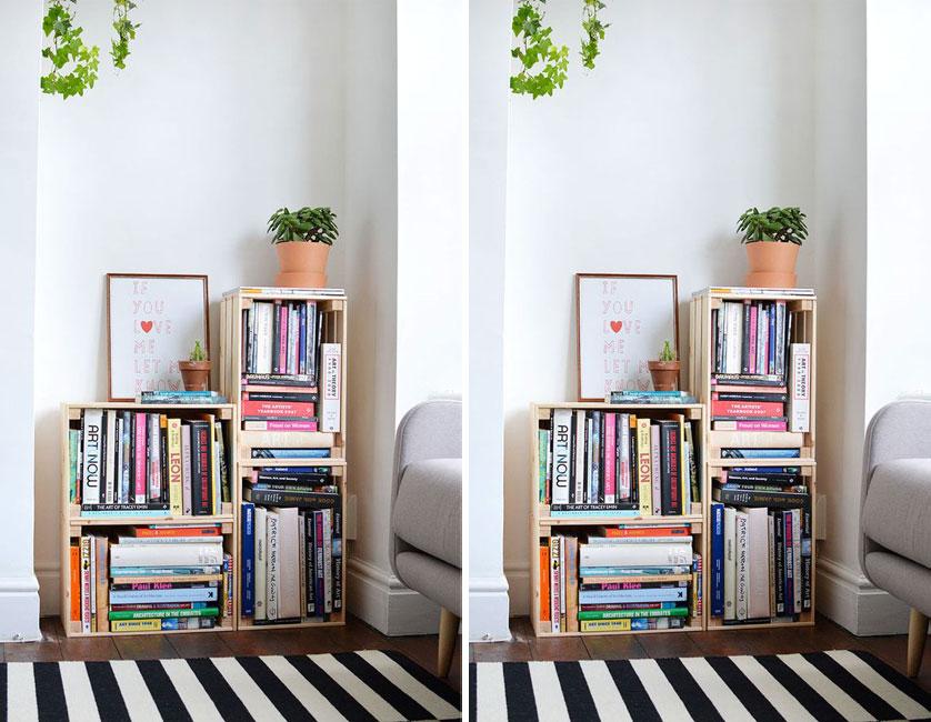 7 Ideias para Decoraç u00e3o de sala simples e barata -> Decoração De Interiores Salas Simples