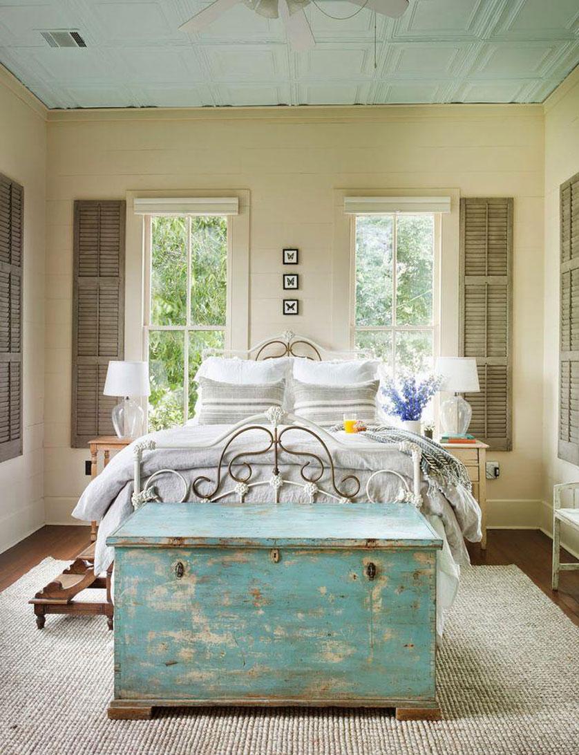 baú decorativo quarto