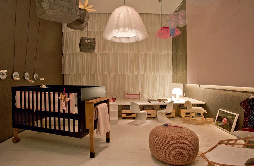 quarto feminino para bebe