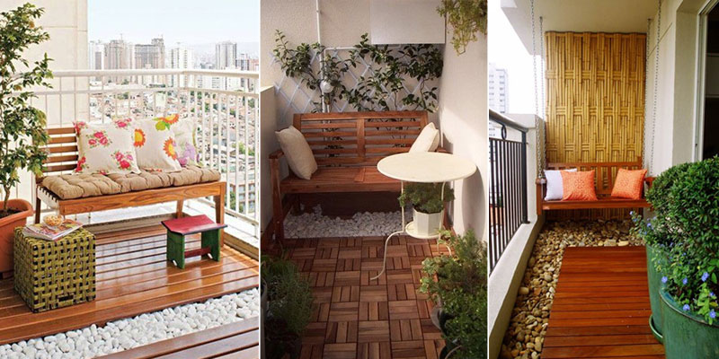 Decoracao Sala Pequena Com Varanda ~ Fonte Simples Decoração  Pinterest  Espaço Casa