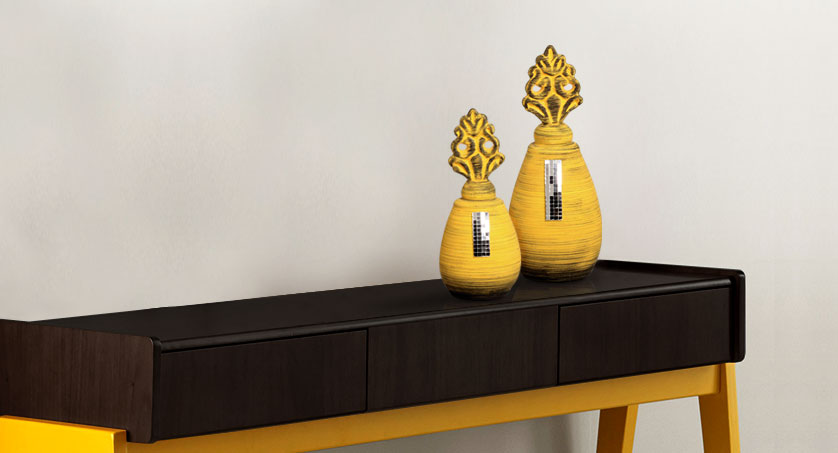 17par-de-vasos-amarelo-espelhado