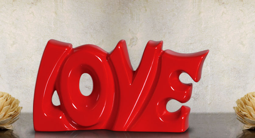 love-decorativo